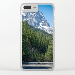 Long Time Ago Clear iPhone Case
