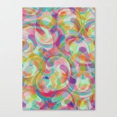 Swirl II Canvas Print