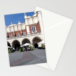 Café Noworolski, Kraków, Poland Stationery Cards