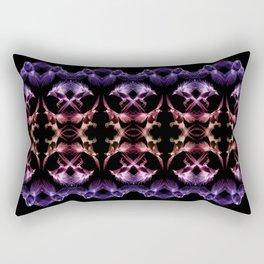 Geometric birds Rectangular Pillow