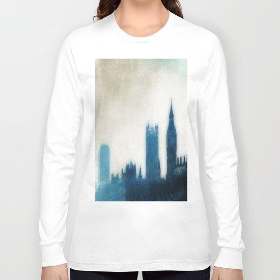 The Many Steepled London Sky Long Sleeve T-shirt