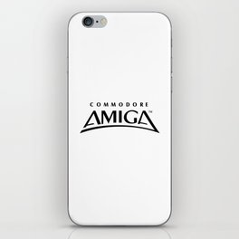 Commodore Amiga iPhone Skin