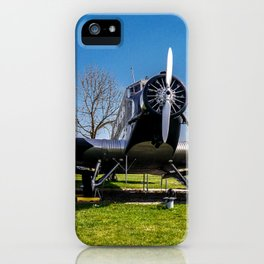 JU - 52 in Munich iPhone Case