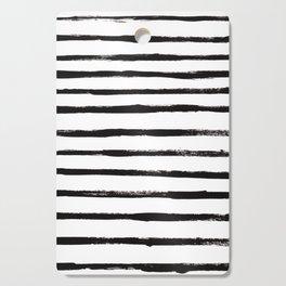 Zebra Stripes Cutting Board
