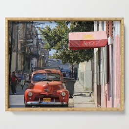 Havana 30 Serving Tray