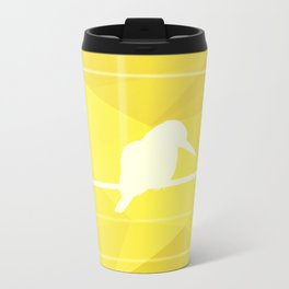 Still Lost in Thought Metal Travel Mug