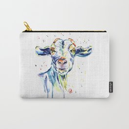 The Happy Goat Carry-All Pouch