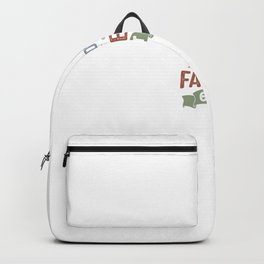 Best father in the world - Father's Day gift idea - Gift for best dad in the world Backpack