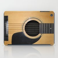 guitar iPad Cases featuring Guitar by Nicklas Gustafsson