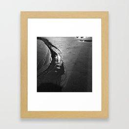 River of Tides Framed Art Print