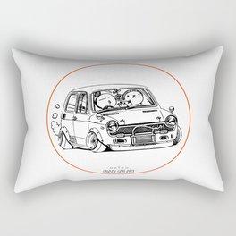 Crazy Car Art 0223 Rectangular Pillow