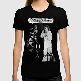 Virgin Prunes Poster T-shirt