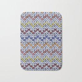 Knitting Hygge Bath Mat