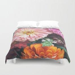 Buy Me Flowers Duvet Cover