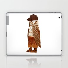 Hip Hop Owl Laptop & iPad Skin