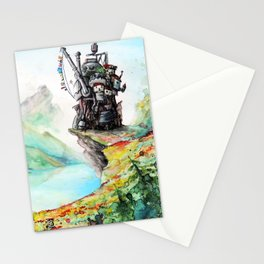 """""""Into my dreams"""" Stationery Cards"""
