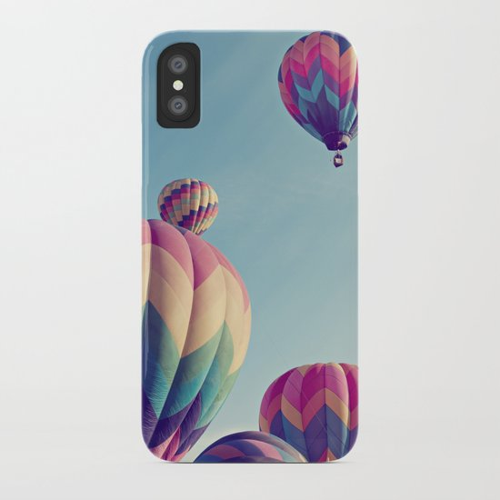 the higher we soar iPhone Case