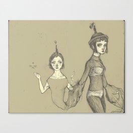 UW Canvas Print