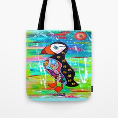 Burney Tote Bag