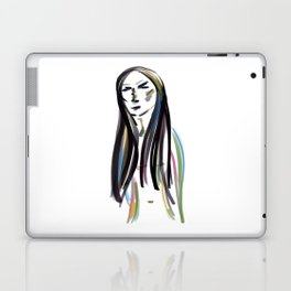 Reflection and introspection Laptop & iPad Skin