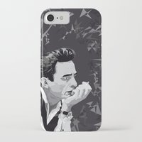 johnny cash iPhone & iPod Cases featuring Johnny Cash by Iany Trisuzzi