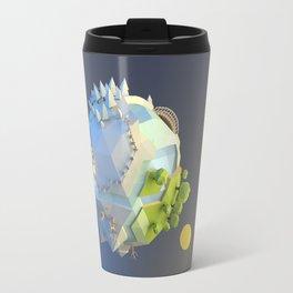 Tiny planet Travel Mug