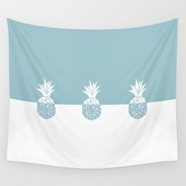 Pineapple Dreams Wall Tapestry