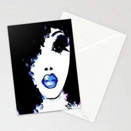 Blue Like Morning Stationery Cards