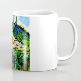 Lagoon Skull Coffee Mug