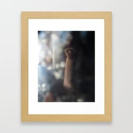 Pure Reflection Framed Art Print