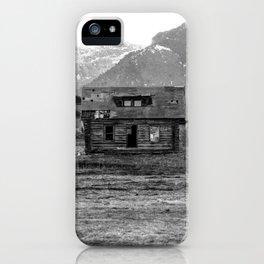 Huntsville iPhone Case