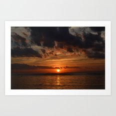 Before the Dawn Art Print