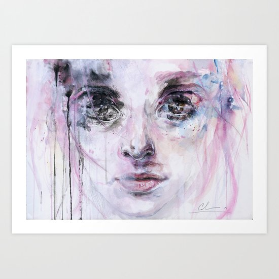 resize me Art Print