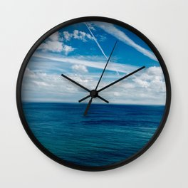The Sky Clouds Wall Clock