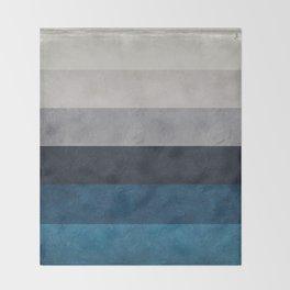 Greece Hues Throw Blanket