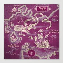 Pirate's Cove Canvas Print