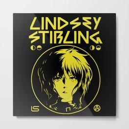 lindsey stirling artemis Metal Print