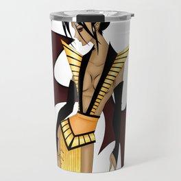 Egyptian Demon Travel Mug