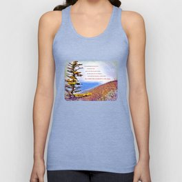High Places Unisex Tank Top