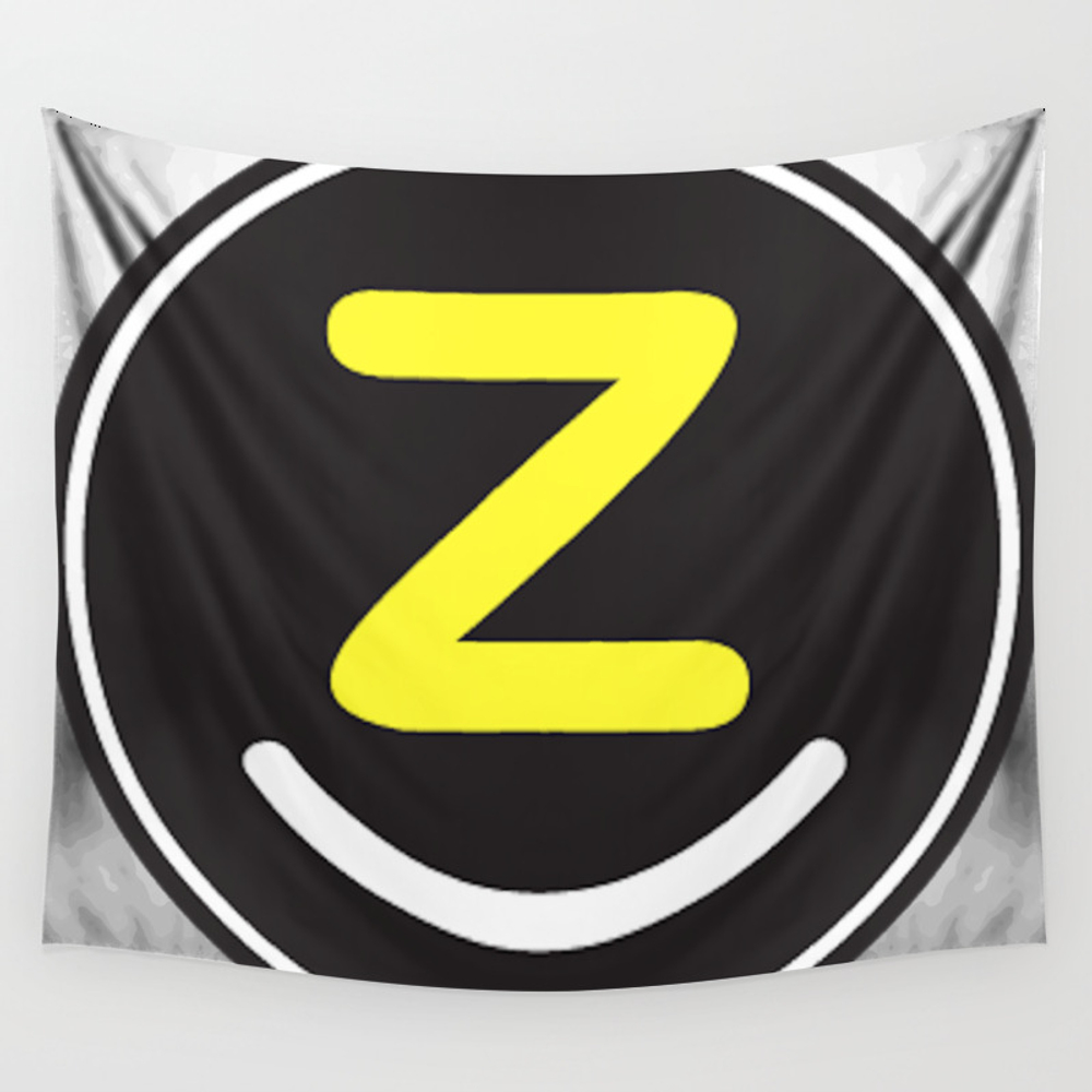 Zolliophone Magazine Logo Shopping Style Graphic D… Wall Tapestry by Zolliophone TPS7045393