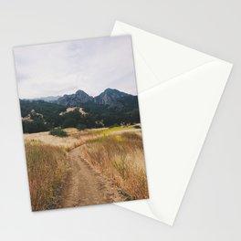 Golden Malibu Stationery Cards
