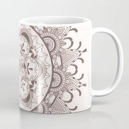 Mandala chocolate Coffee Mug