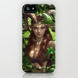 Bariaur In The Forest iPhone Case