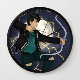 Thalia Grace Wall Clock