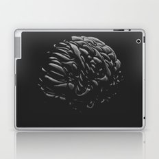 Black Brain Laptop & iPad Skin