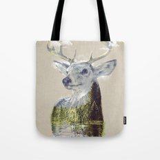 Mo'deer' Nature Tote Bag