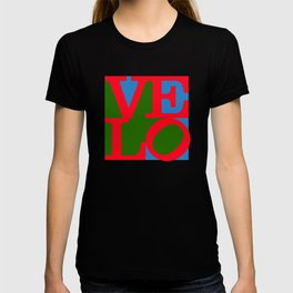 Velo Love – Logo – June 12th – 200th Birthday of the Bicycle T-shirt