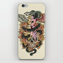 Unity after Death iPhone Skin