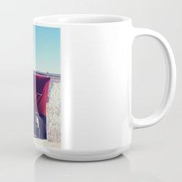Horse Hair Pottery Coffee Mug