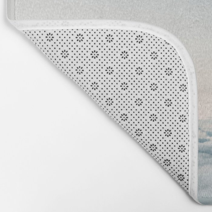 Into the Clouds Bath Mat